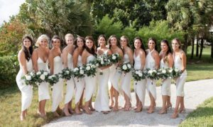 23 The Best White Dress Ideas for Bridemaids