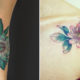 25 Romantic and Delicate Passiflora Tattoo Design Ideas