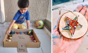Stay At Home! 16 Extremely Easy DIY Projects For Kids