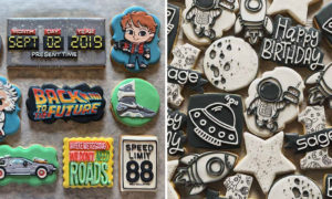Unbelievably Cool Cookie Designs for Various Occasions