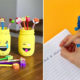 22 Easy and Crafty Back To School Projects For Little Hands
