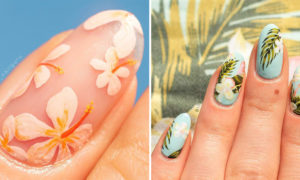Graphic Designer Creates One Of A Kind Nail Art Examples