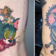 Spiritual And Psychedelic Animal Tattoos by Gabriel De Souza
