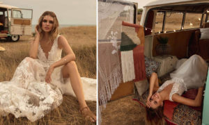 Romantic Wedding Dresses for Exceptional Brides by Ariamo