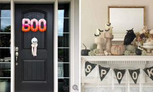 20 Creepy But Stylish Halloween Decoration Ideas