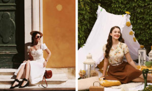 Inspiring Blogger Shares the Most Creative Examples of Vintage Style