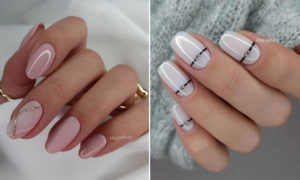 Simple But Special Nail Art Examples for Beautiful Ladies