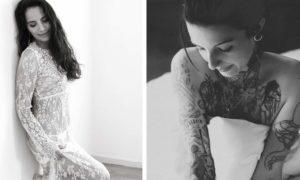 Gorgeous Boudoir Photography by Lucia Gagger
