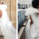Exceptionally Unique, Modern And Romantic Bridal Dresses Designed by Sally Bean