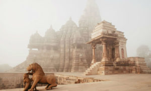Daily Lifestyle of India's People and Fascinating Architectural Environments